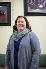 Lisa McIntyre, assistant principal, Roberts High School