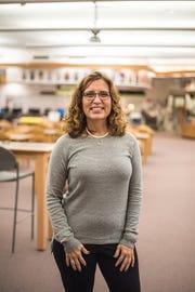 Jacqueline Benavides, community school outreach coordinator, North Salem High School