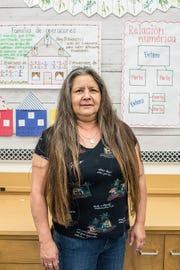 Laura Hoagland, bilingual instructional assistant, Kennedy Elementary School