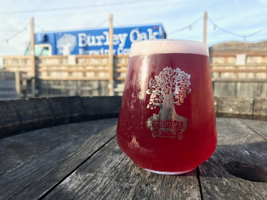 Burley Oak's Rose Grape Squish is a new release for November.