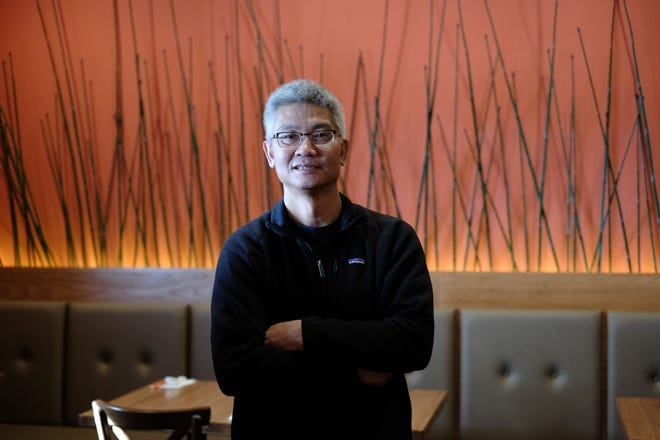 Thinh Minh is the owner of Minh's Bistro in Rehoboth Beach. He fled his home country after the Communist Party took over South Vietnam.