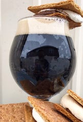 S'morter Porter from Revelation in Rehoboth Beach is available to go in Browlers and Growlers.