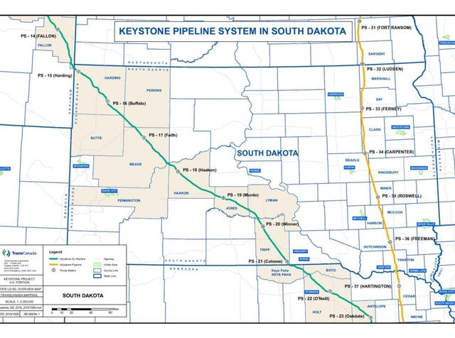 Keystone XL Pipeline: Work camps, traffic concern residents route on oil pipeline map missouri, keystone pipeline route in kansas, keystone pipeline texas map, keystone pipeline in oklahoma, keystone pipeline map ok, pipeline routes in missouri, oil wells map missouri, map showing cities in missouri, keystone pipeline map kansas counties, keystone oil pipeline map, keystone pipeline map st. louis, keystone xl route, keystone pipeline map west virginia, full map of missouri, keystone pipeline map of athens tx, enbridge pipeline map missouri,