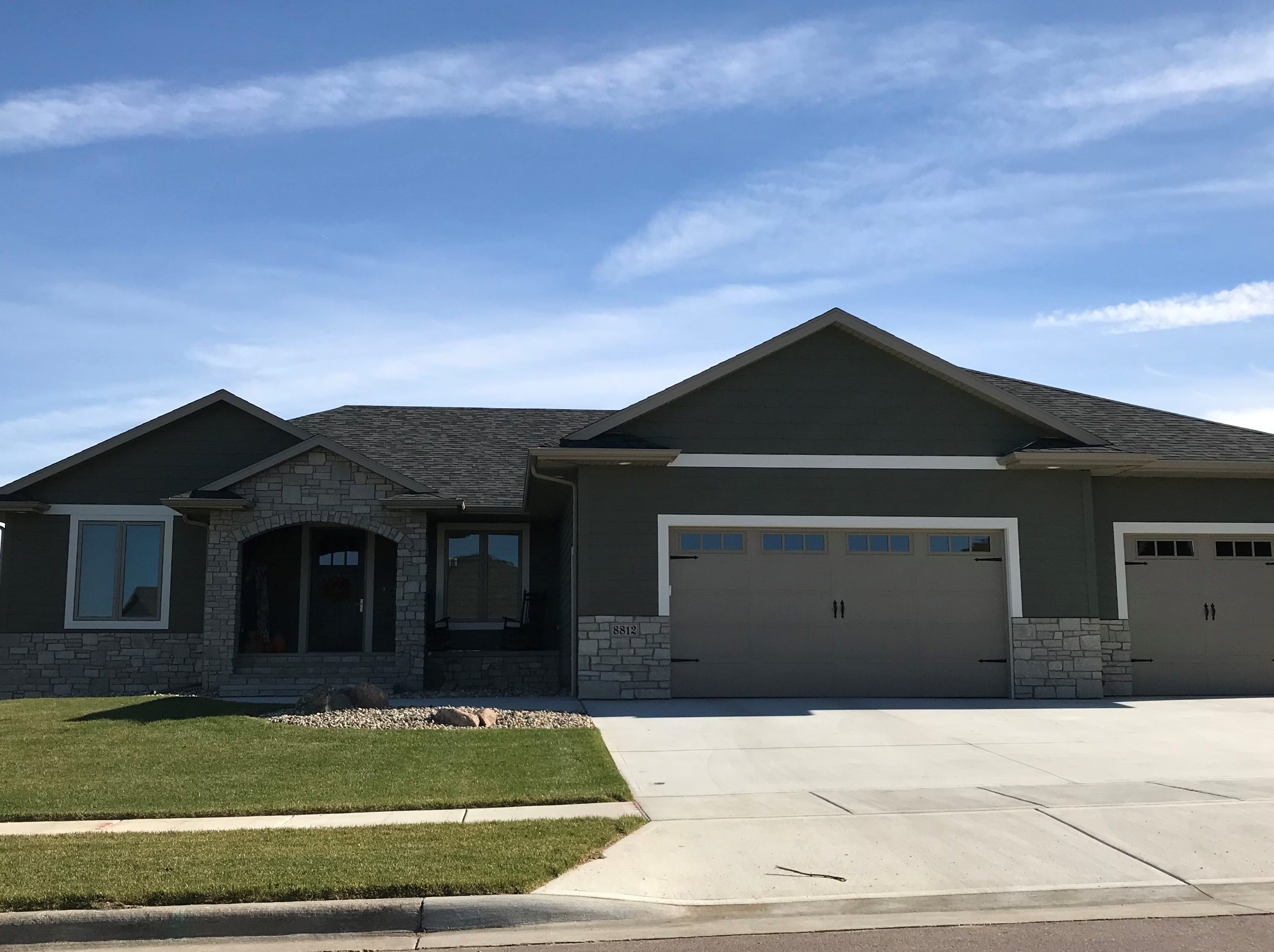 This westside Sioux Falls home next to Cherry Lake, at 8812 W. Lakeside Drive, was sold for $670,000, according to Minnehaha County public records, topping our home sales report for the week ending Aug. 10.