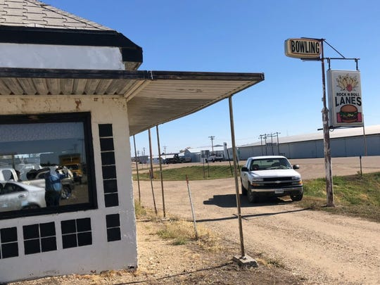 Jason Petersen, owner of the Rock N Roll Lanes on U.S. Highway 14 in Philip, said he will seek a Sunday liquor license to accommodate workers on the Keystone XL Pipeline who will flood into town next year and often have Sundays off from work.