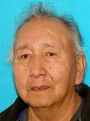 Gerald Eugene Ice, 70, went missing from a Rapid City care facility on Wednesday, Oct. 31. Gerald has dementia and may be trying to go to Hot Springs.