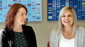 Megan and Ashley both had very distinct motives for taking the Sanford Chip DNA test. But, each hopes to gain the same things: peace of mind and an action plan.