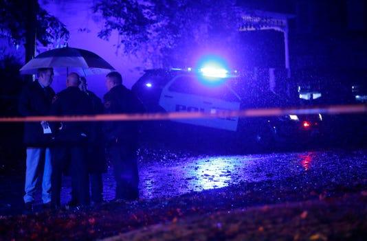 Springfield homicides crime scene