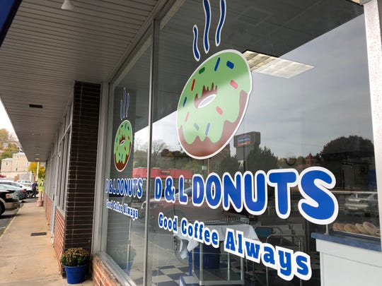 D & L Donuts in Staunton, which recently changed its name and dropped the franchiser Madsen Donuts.