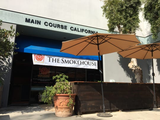 The Smokehouse is open for lunch Mondays through Fridays at Main Course California, 1363 Donlon St., Suite 11, in Ventura.