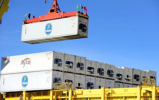 Port of Hueneme reaches shipping record for imports and exports