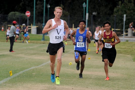 Pacific View League Xc 7