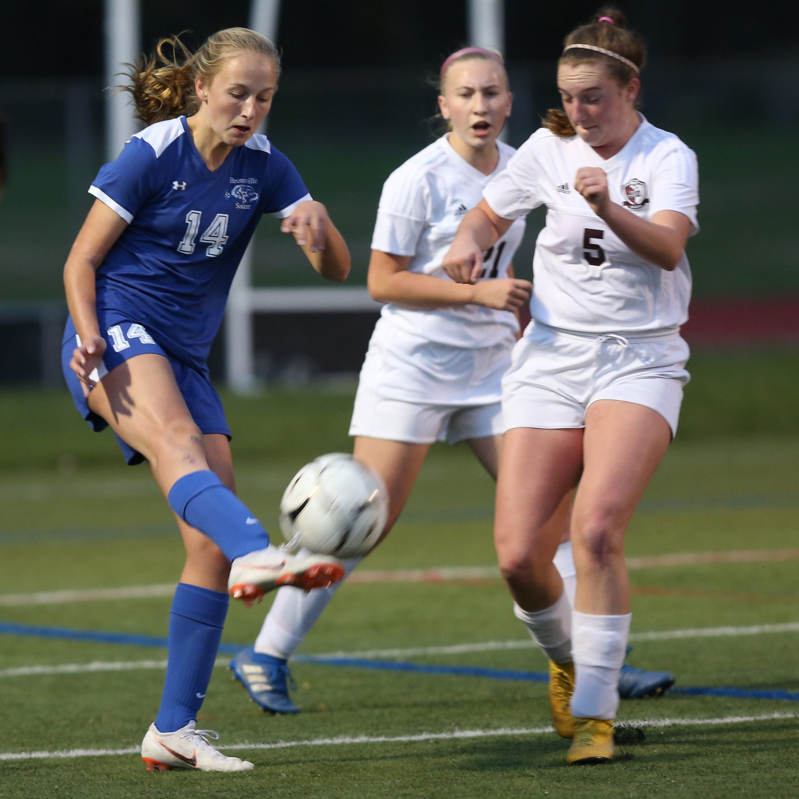 Girls soccer: Westchester/Putnam Player of the Year finalists