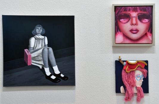 Pink Exhibit 4