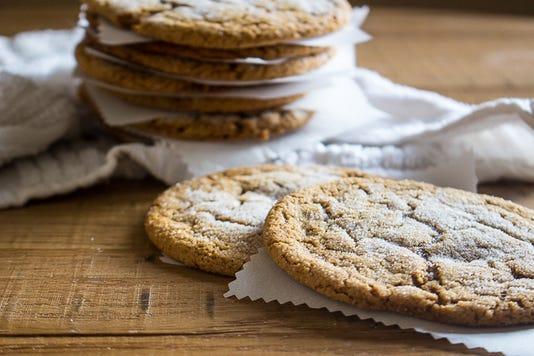 The Kentucky Gent Gingerbread Cookie Recipe 4 Grateful