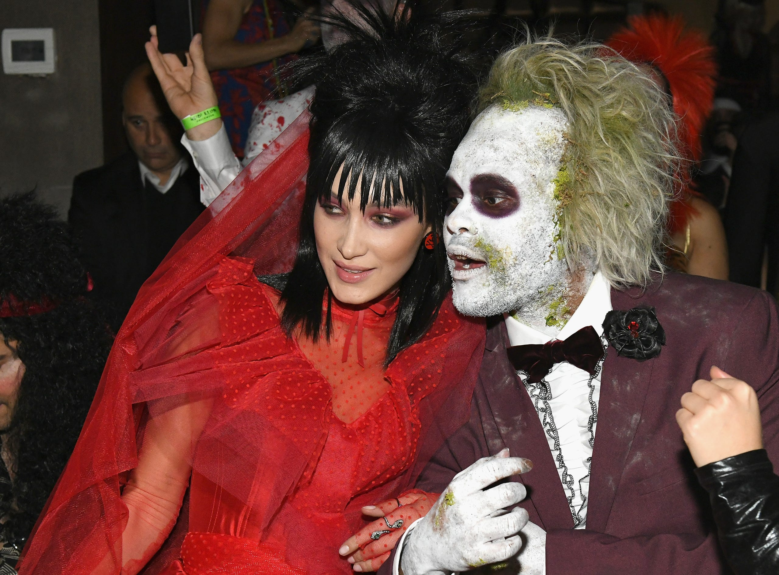 Halloween 2018 Celebrity Costumes And Parties