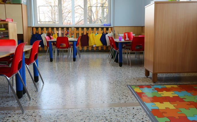 A St. Louis day care center is under fire after a video surfaced showing preschoolers punching each other in what appeared to be a fight club organized by teachers.