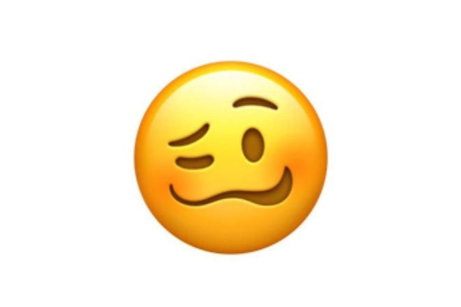 The internet is confused: What does the new 'Woozy Face' emoji mean