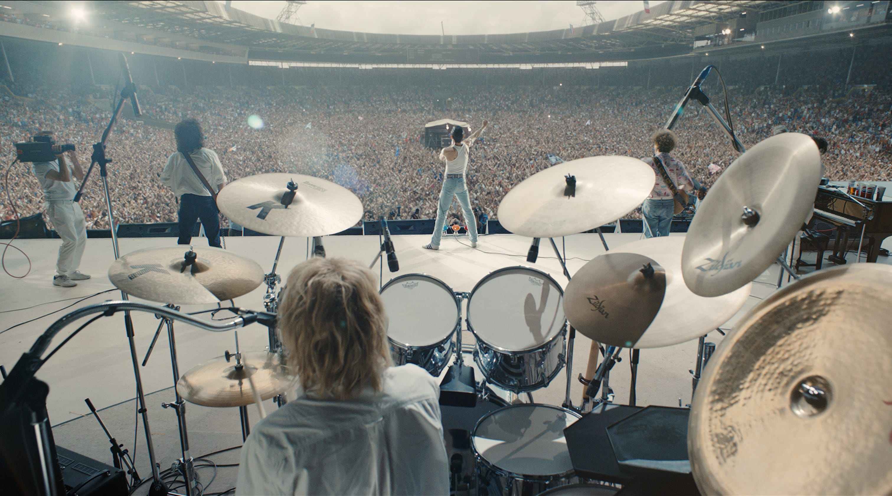 Bohemian Rhapsody': How the film re-created Queen's epic