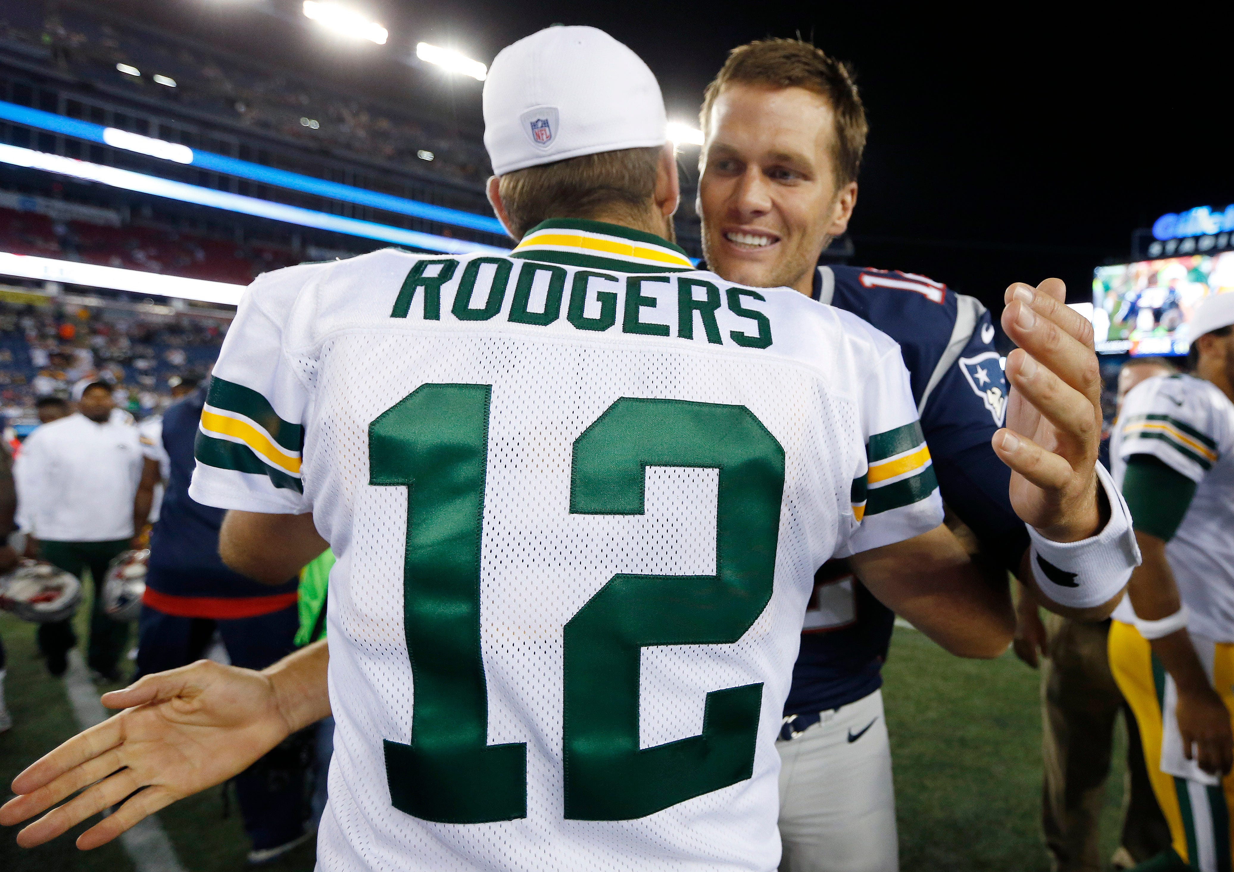 Ap Packers Patriots Football S Fbn Usa Ma
