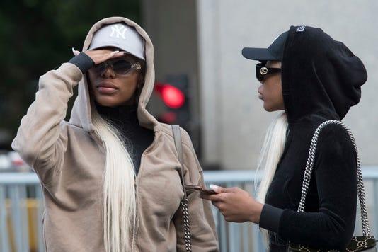Ap Bad Girls Club Arrest A Ent Usa Ny