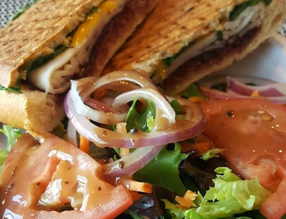 20. Sorentine Panini Bar at Laguardia Airport in New York