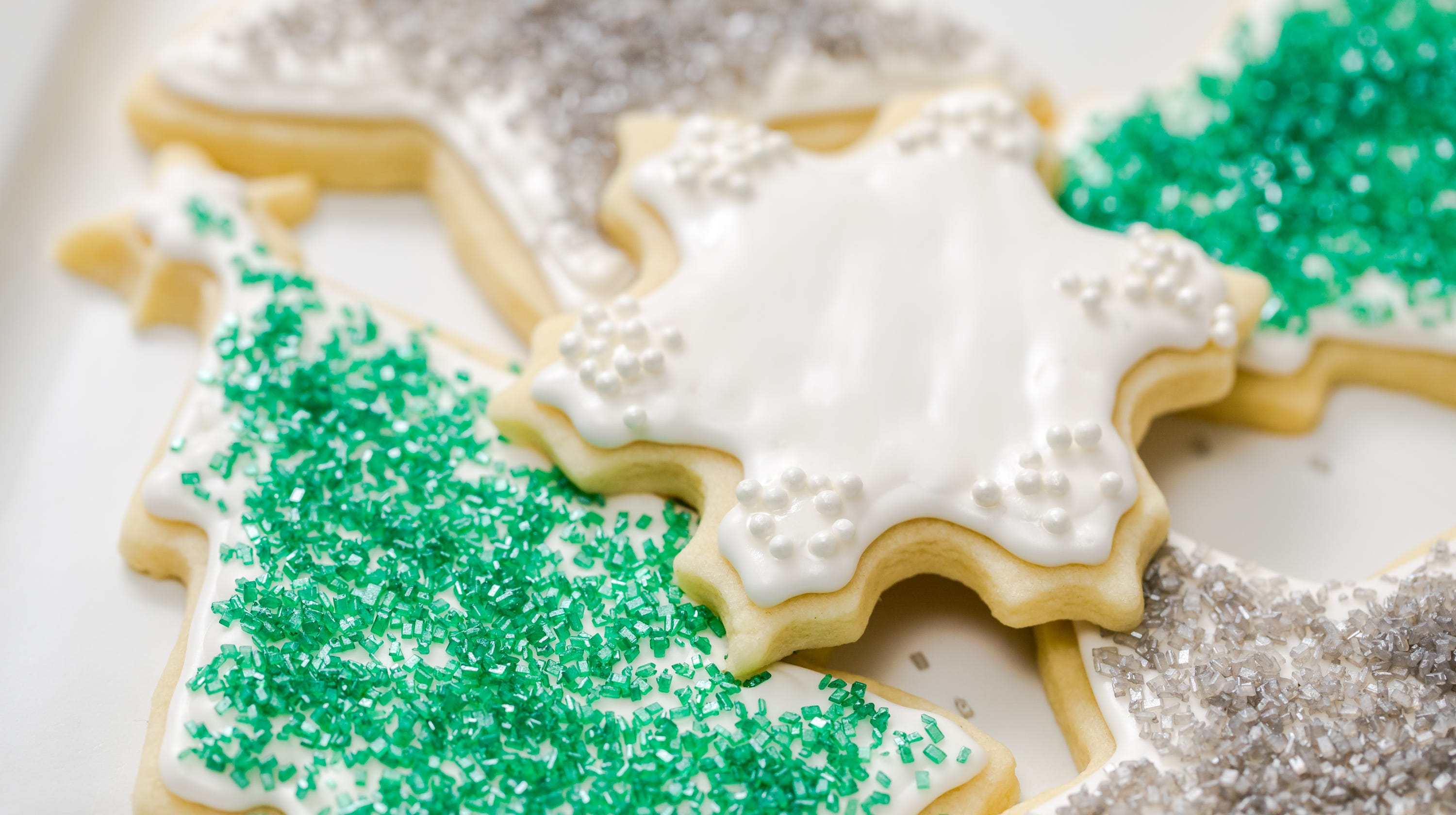 Christmas Cookies The Ultimate Sugar Cookies And Icing Recipes