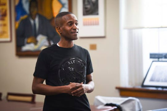 """""""For a hip-hop head, this is truly a dream come true,"""" said Aaron Smith, a professor of Africology and African American Studies who teaches a Tupac Shakur-focused class at Temple. Items that belonged to the rapper are now part of the University's Blockson Collection."""