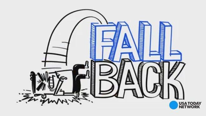 Fall Back Spring Forward 2020.Daylight Saving Time Ends Get Ready To Fall Back