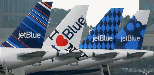 Ap Earns Jetblue F F Usa Ca