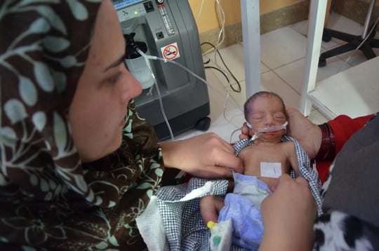 Doctors Without Borders opened a maternity hospital in Khost to address the lack of obstetric care in the area.