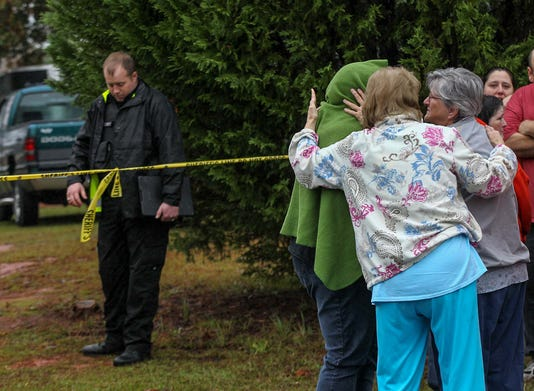 File 3 Years Since Pendelton Four Killed