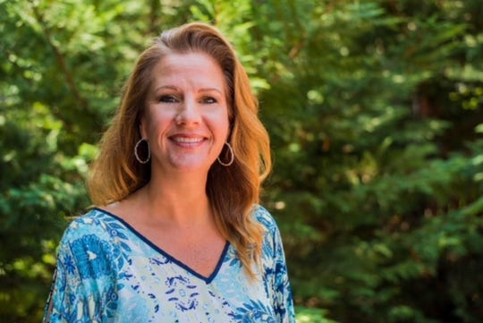Toms River Board of Education candidate Danielle LeBright
