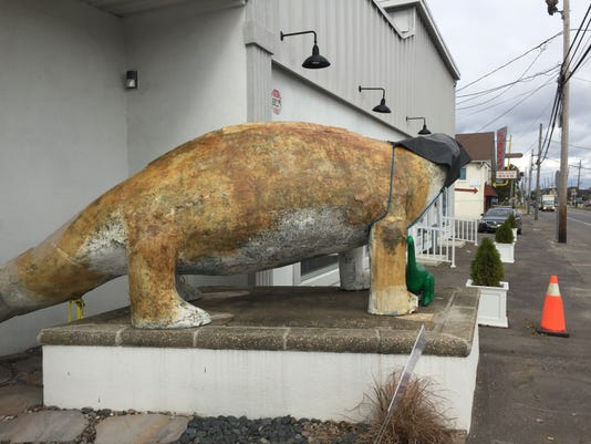 Bayville dinosaur