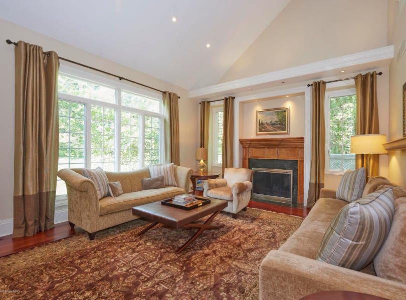 Rumson home at 6 Willowbrook Road boasts impeccable quality.
