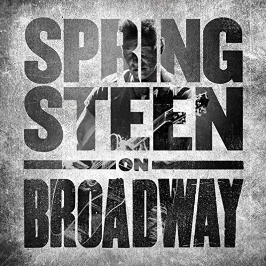 Image result for springsteen on broadway