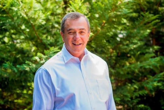 Toms River Regional Board of Education President Joseph Nardini.