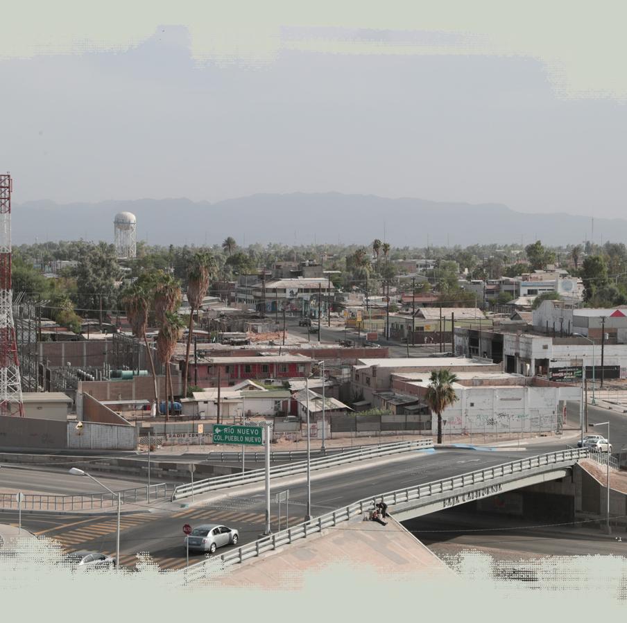 En la frontera, una ciudad de maquiladoras está pagando un alto precio en contaminación