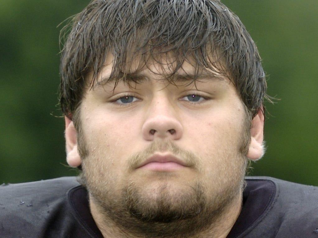 From 2005: Union-Endicott High School football- Jared Veruto