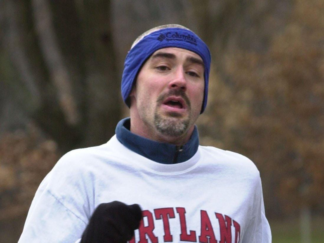 From 2001: George Shakelton won the YMCA Resolution Run in 15:56.