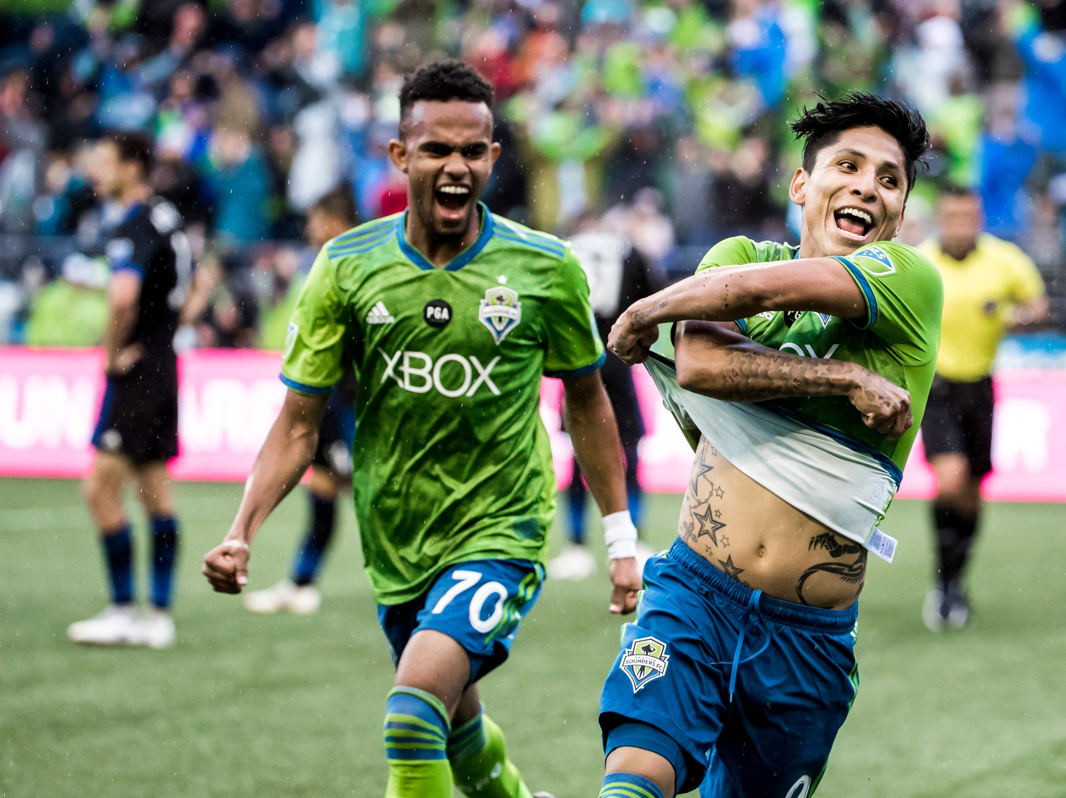 Sounders open playoffs with Cascadia clash against Portland