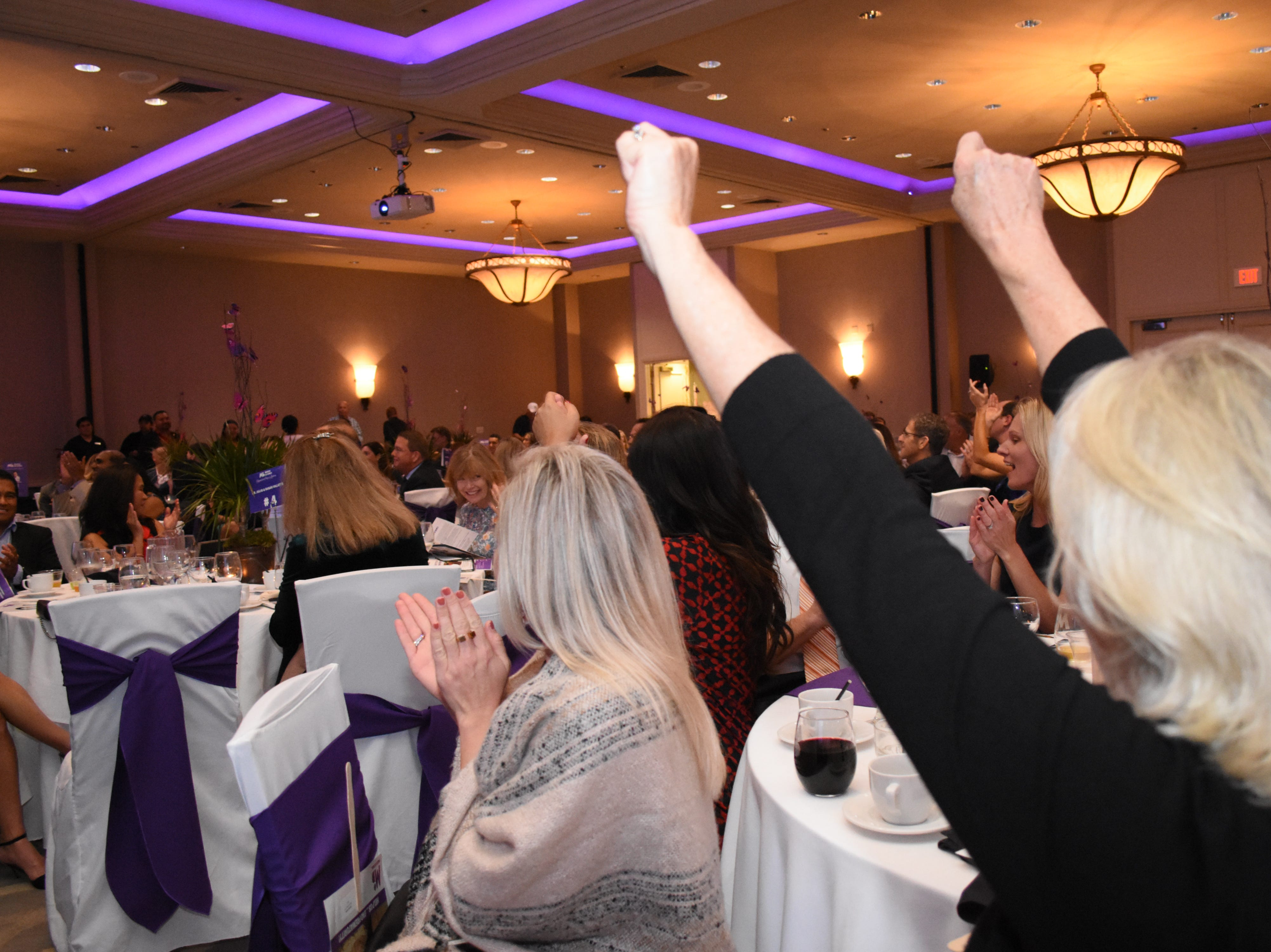 Photos from the 2018 March of Dimes signature Chefs Auction.