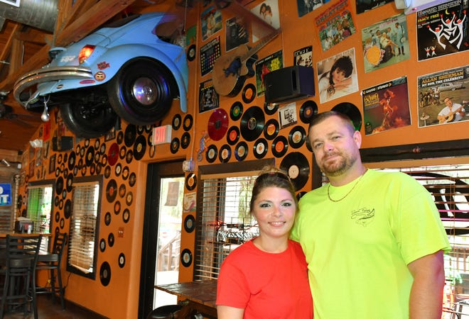Bar Refuge, located at 2101 Henley Court in downtown Melbourne, is now owned by Laura and Thomas Waters. They had their grand reopening on Oct. 13.