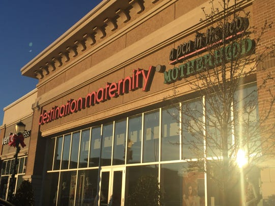 Destination Maternity of Moorestown said store closings contributed to lower sales in its latest quarter.