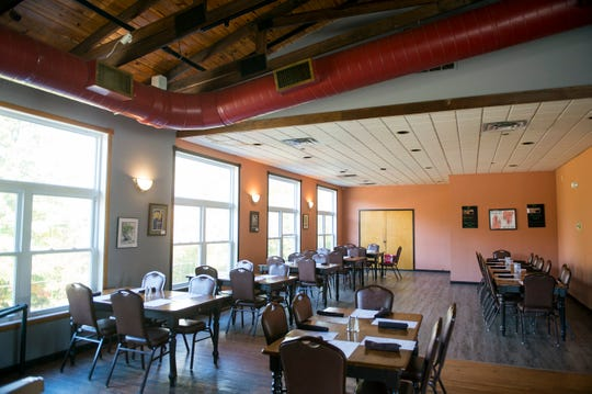BT Restaurant and Tavern in Burlington is spacious, giving kids space to relax and enjoy time with their families. The restaurant offers corn hole, pinball and other fun.