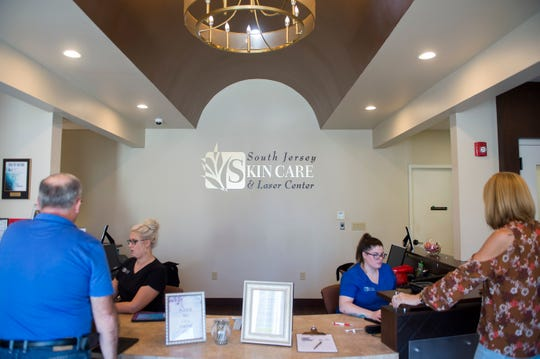 South Jersey Skincare & Laser Center in Mount Laurel, N.J.