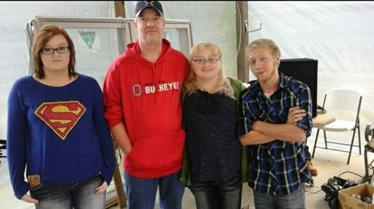 Ronnelle Wolford met her husband, Greg, when both worked for Kmart in Chillicothe and the couple is still going strong after 20 years of marriage.