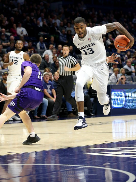 Xavier Musketeers Vs Kentucky Wesleyan College Panthers Nov 1