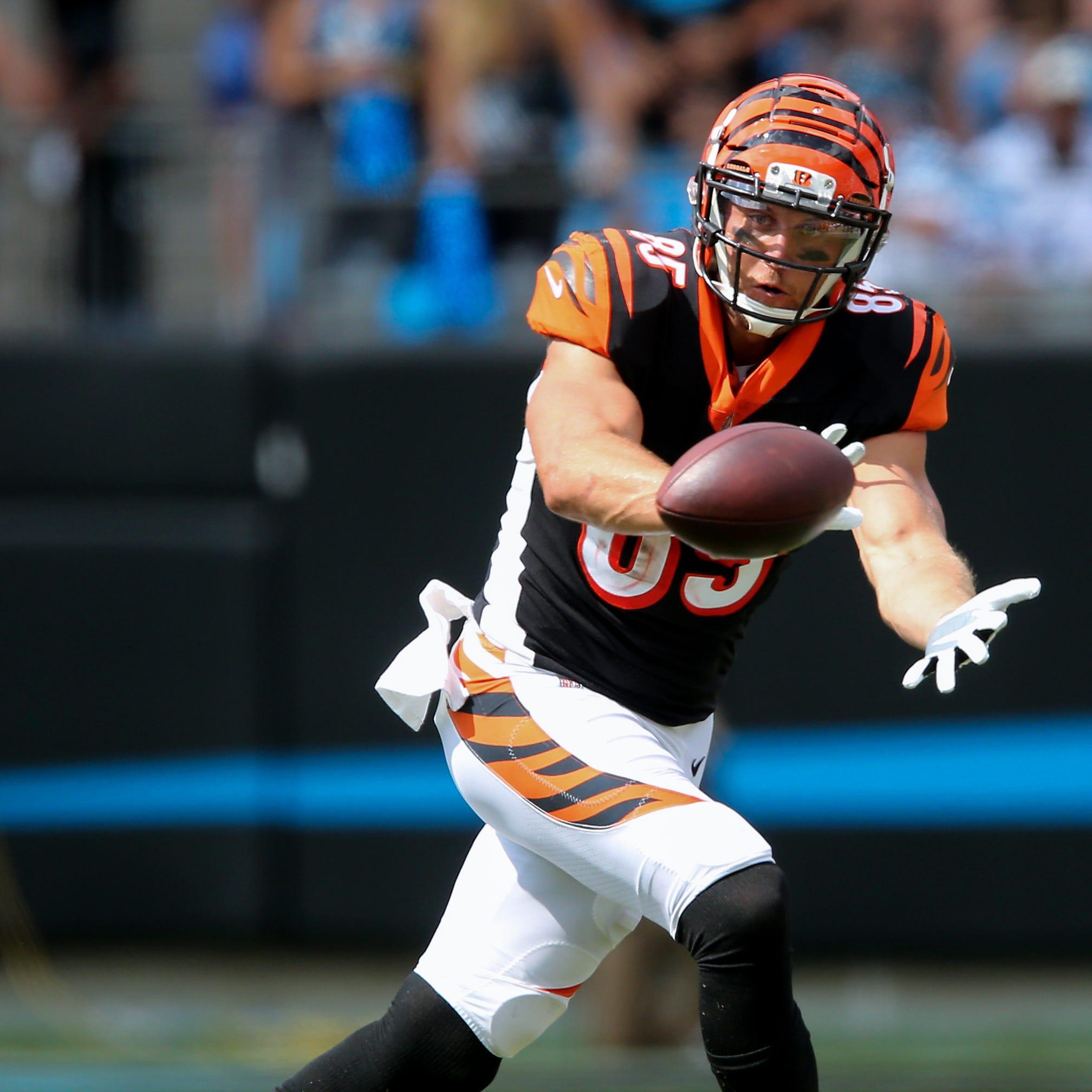 Cincinnati Bengals re-sign free agent tight end Tyler Eifert