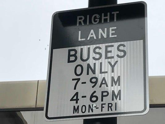 bus lane 2